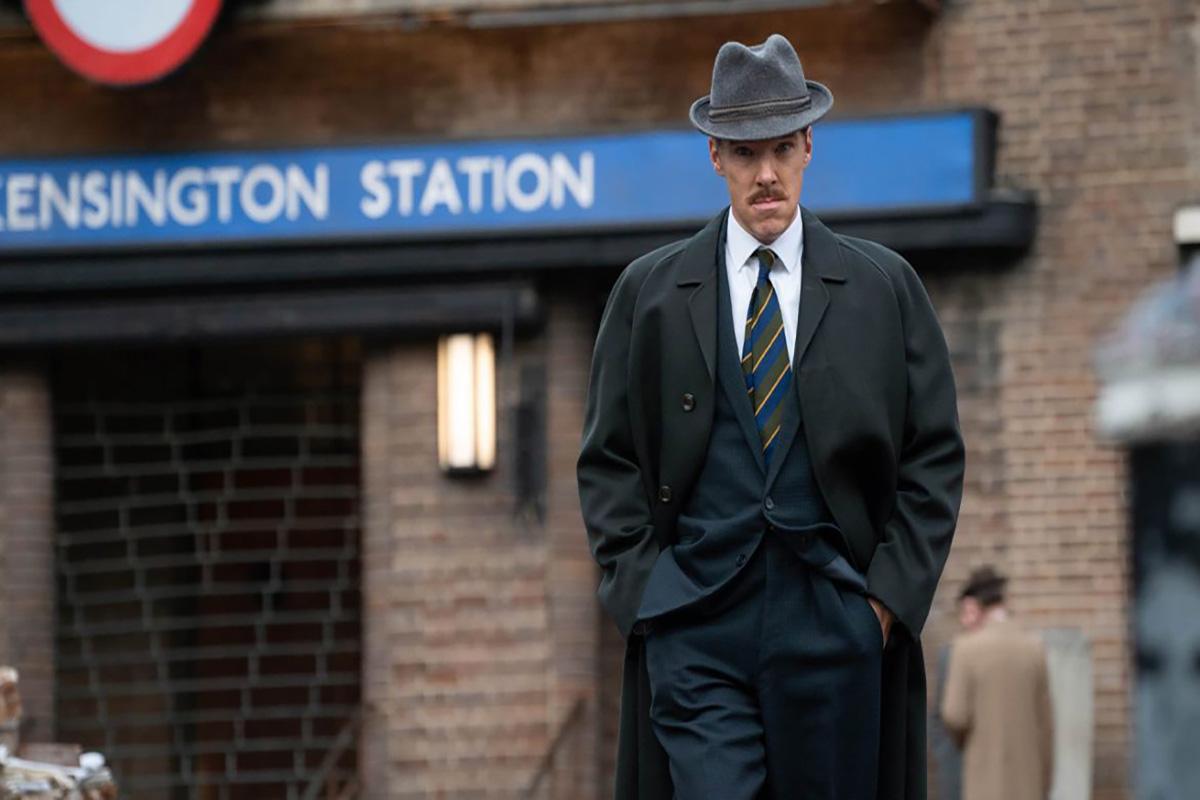 Benedict Cumberbatch - The Courier