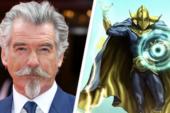 Black Adam: Pierce Brosnan sarà Dr. Fate nel nuovo film DC