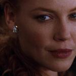 """Connie Nielsen sul set de """"L'avvocato del diavolo"""""""