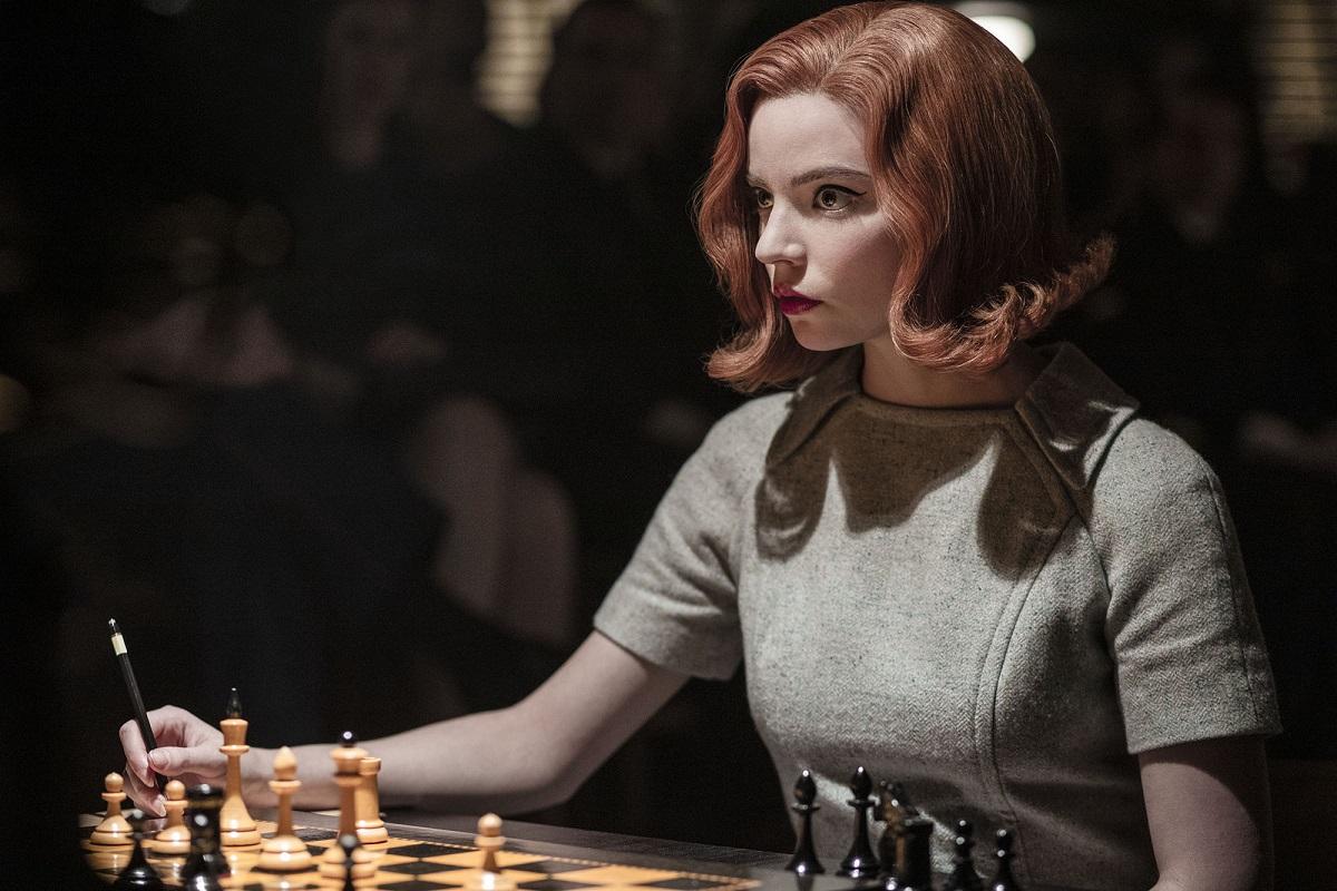 La regina degli scacchi Netlix