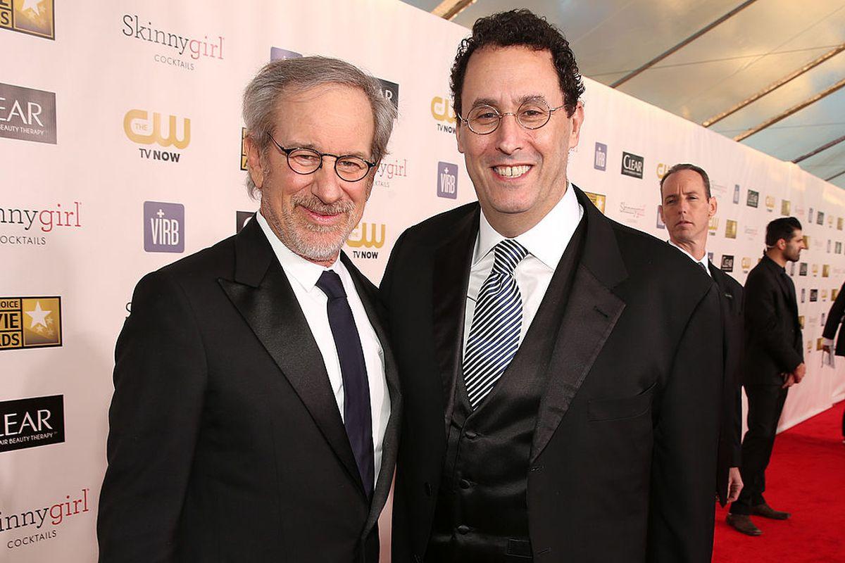Spielberg e Kushner