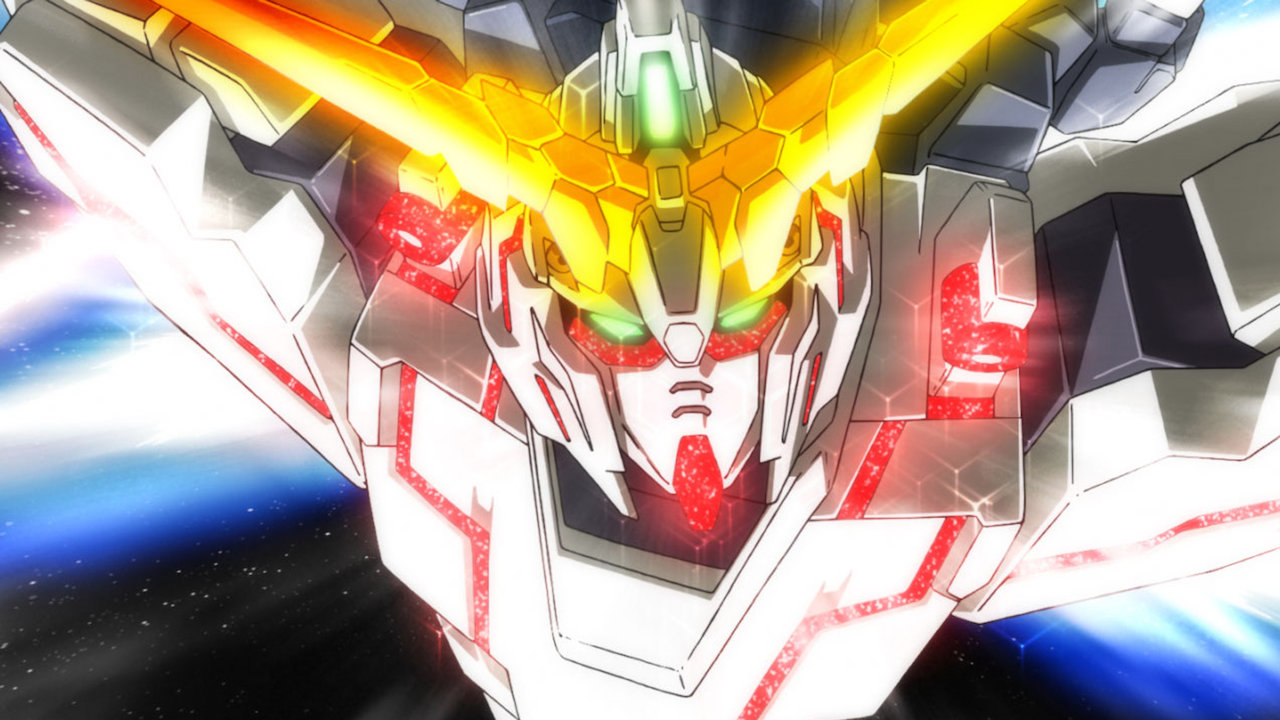 Gundam Netflix