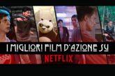Netflix: i migliori film d'azione
