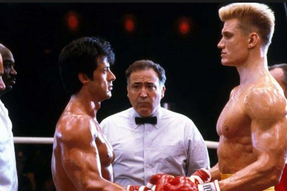 Rocky e Drago