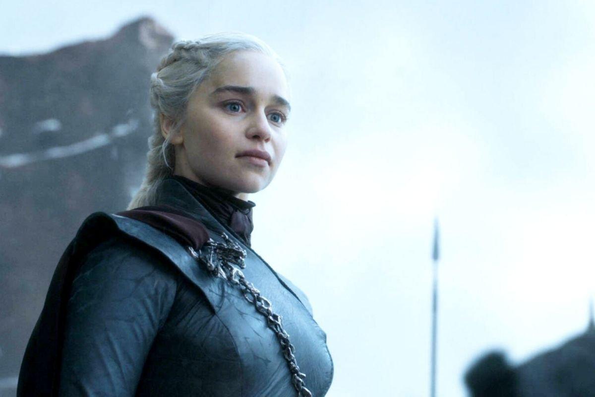 Emilia Clarke trono di spade