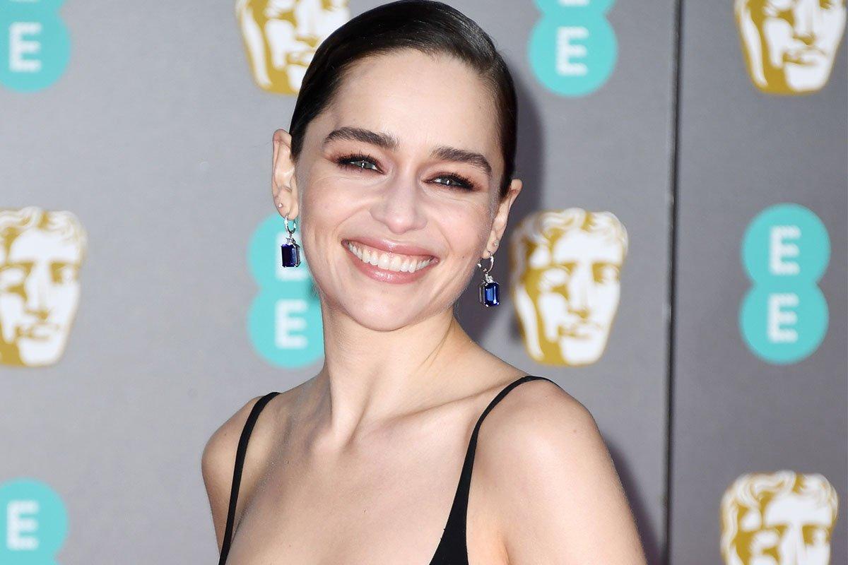 Emilia Clarke bafta