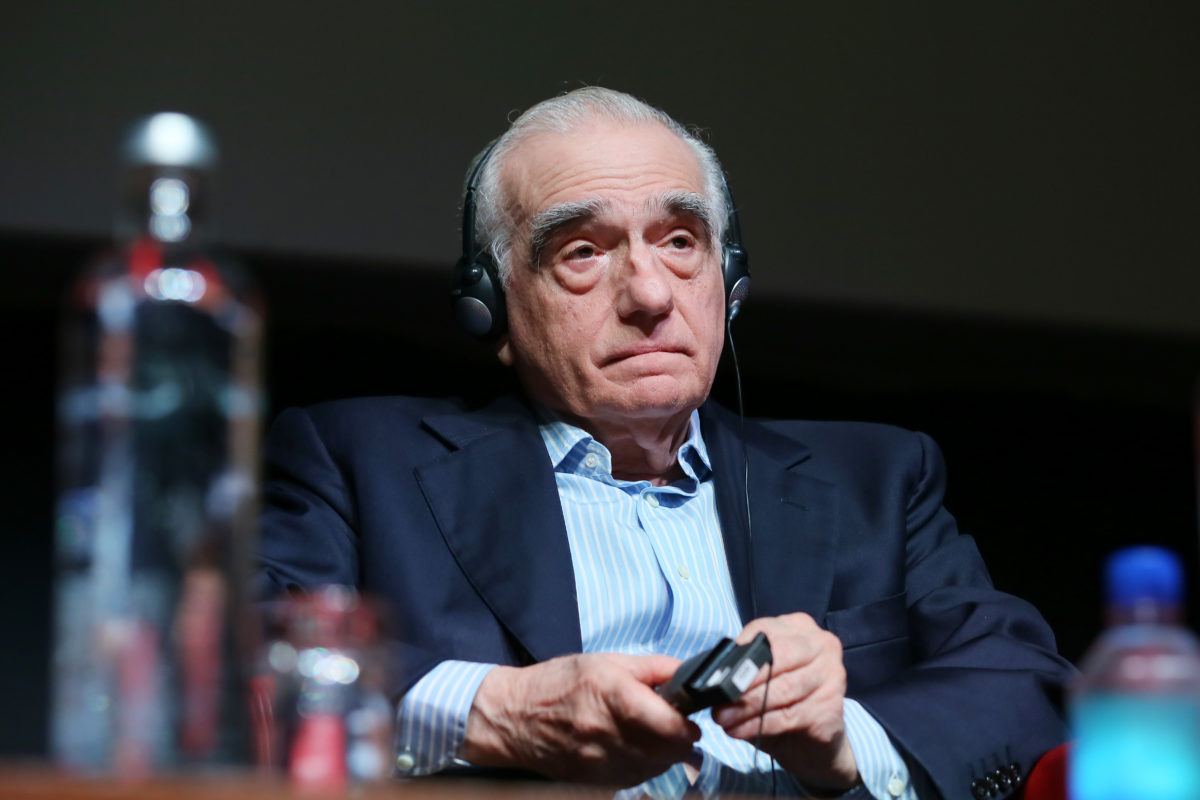 Martin Scorsese regista di Killers of the Flower Moon