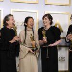 "Oscar per Chloé Zhao, Yuh-Jung Youn, Daniel Kaluuya e ""Ma Rainey's Black Bottom"""