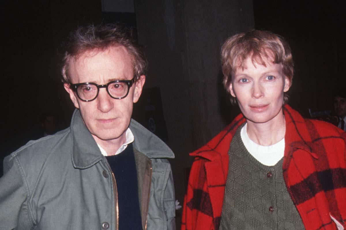 Woody Allen docuserie HBO