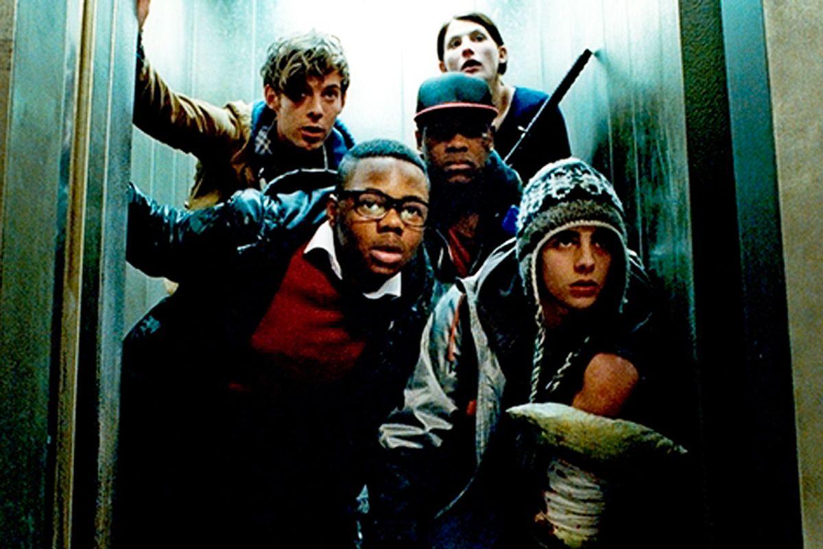 Attack the Block - banda
