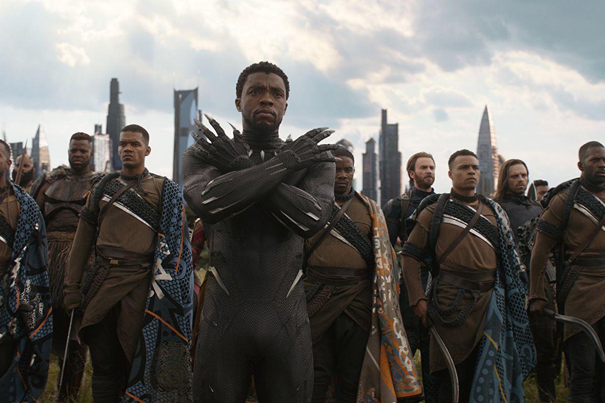 Chadwik Boseman - Black Panther