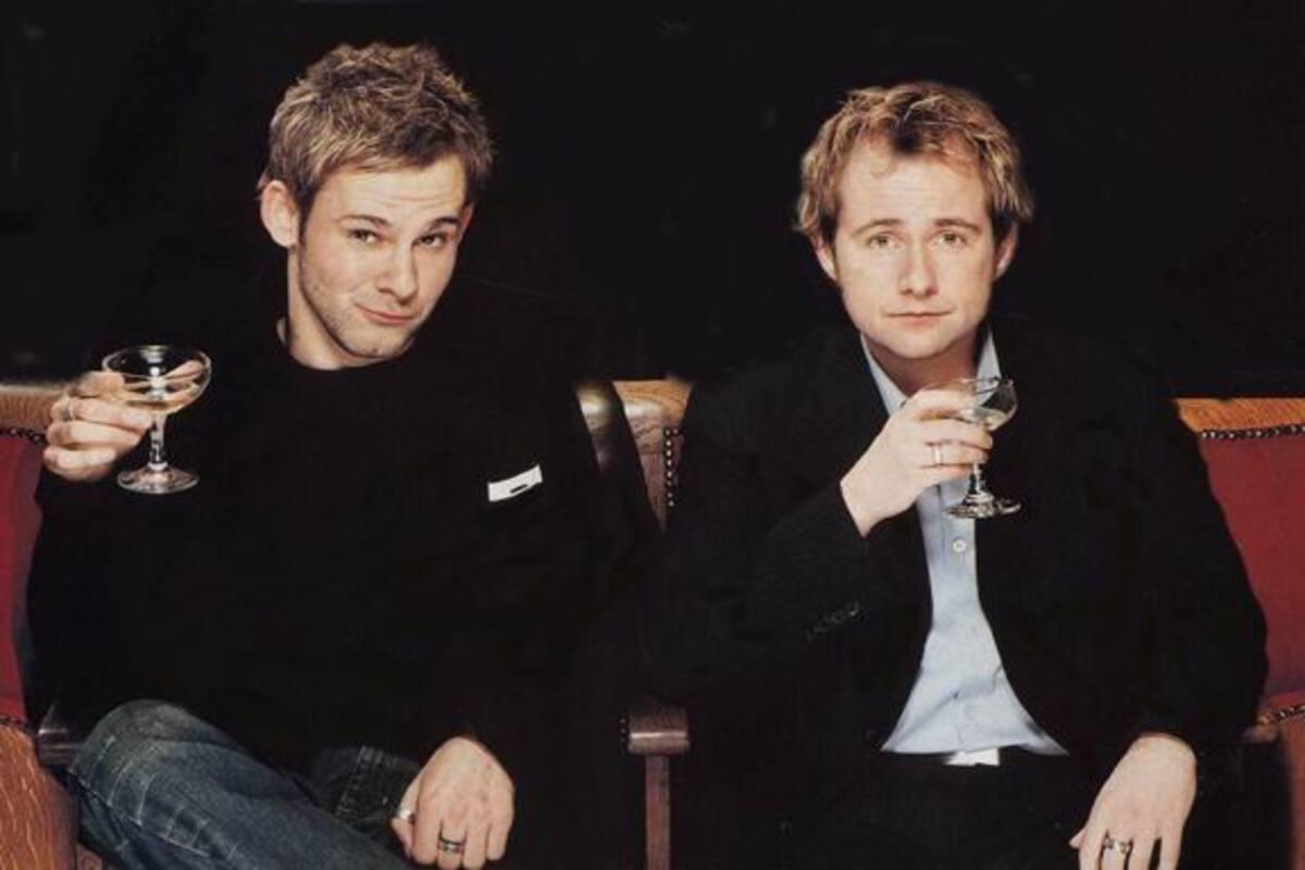 Dominic Monaghan e Billy Boyd