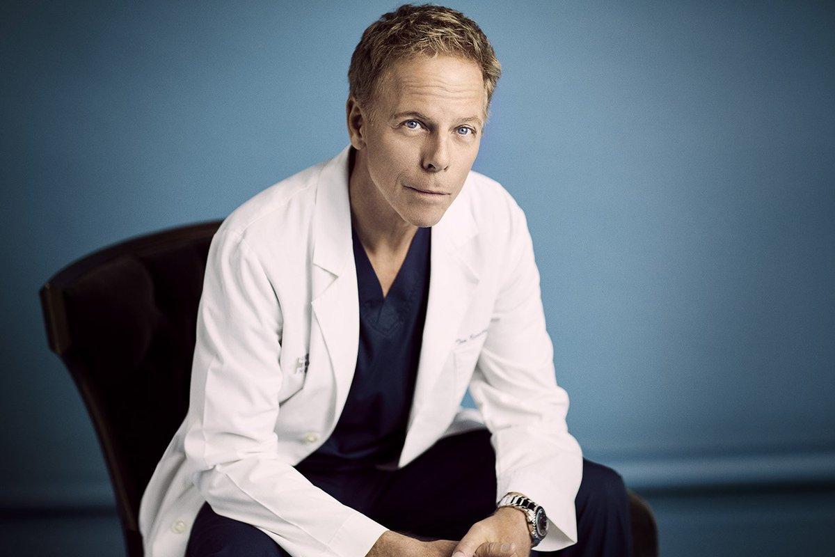 Greg German - Grey's Anatomy
