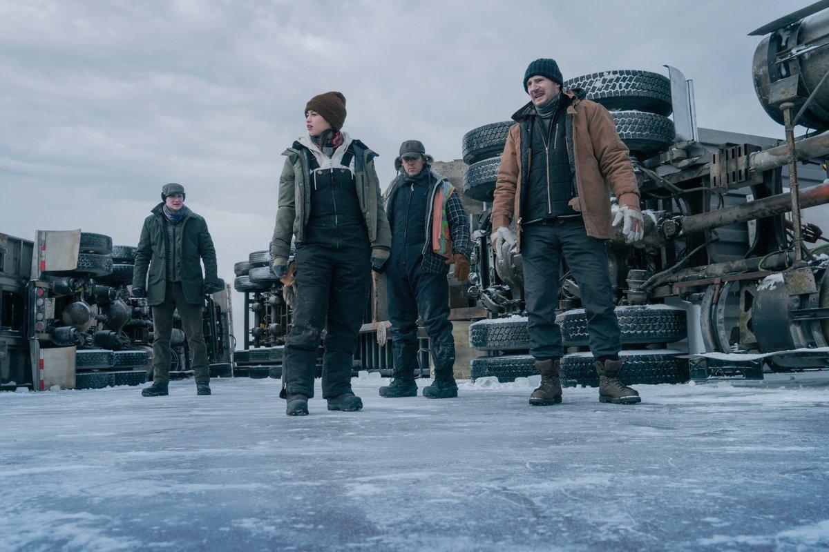 The Ice Road - Liam Neeson
