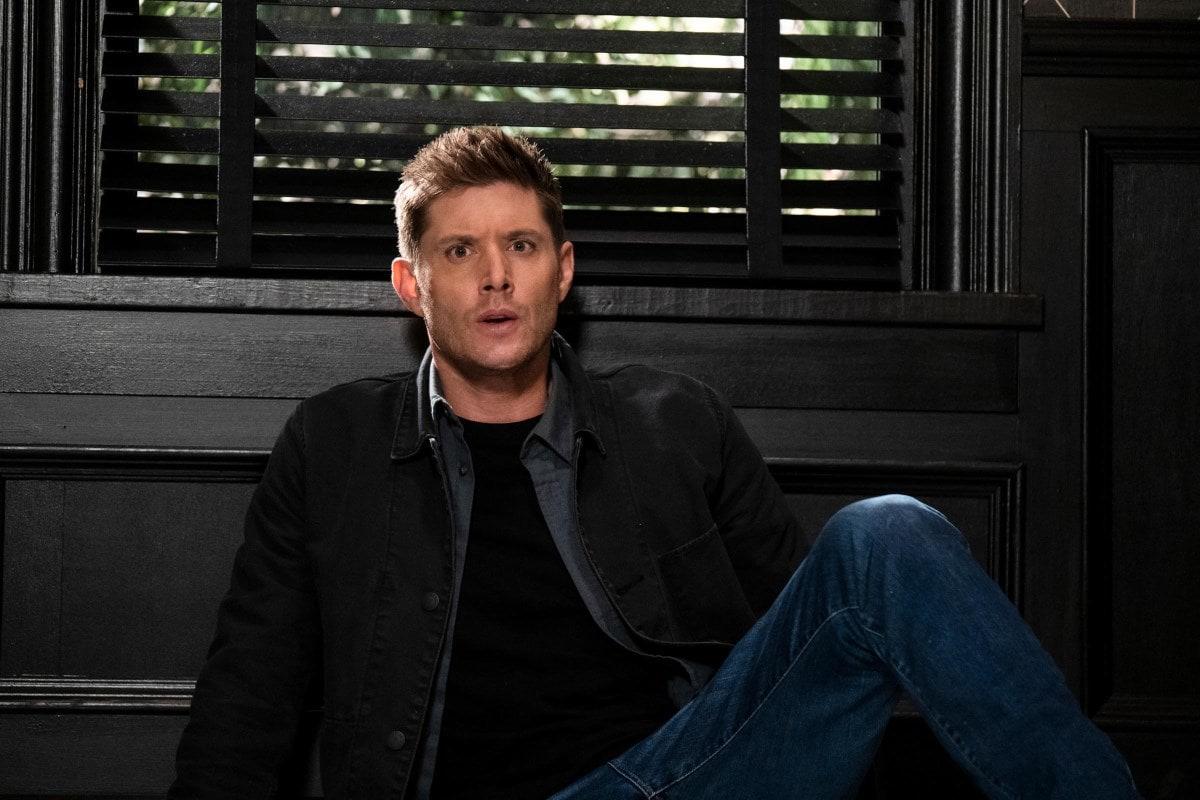 Jensen Ackles cast The Boys