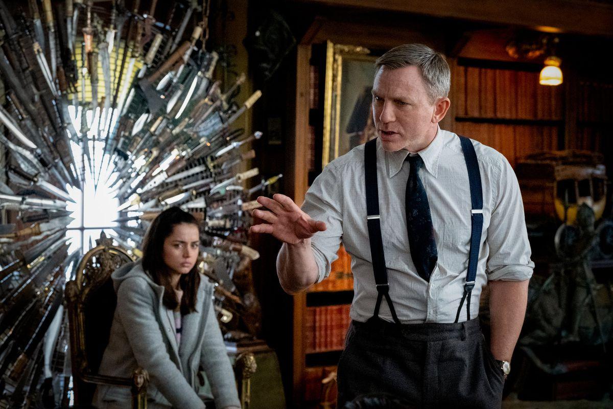 Knives Out - Daniel Craig