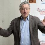 Robert De Niro: si ferisce fuori dal set del nuovo film di Martin Scorsese