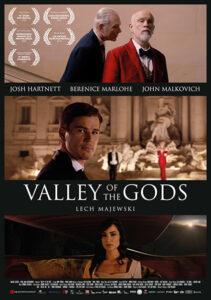 Valley of the Gods locandina