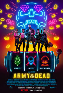 army of the dead locandina