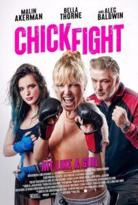 chick fight locandina