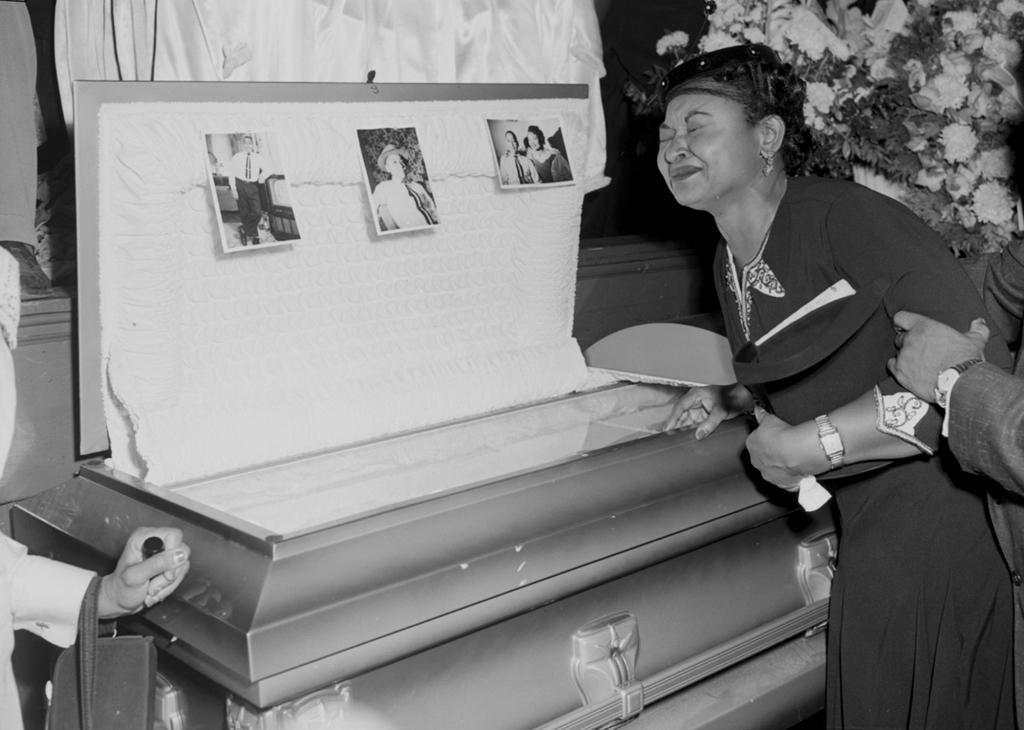 Woman of the Movement - funerale Emmett Till