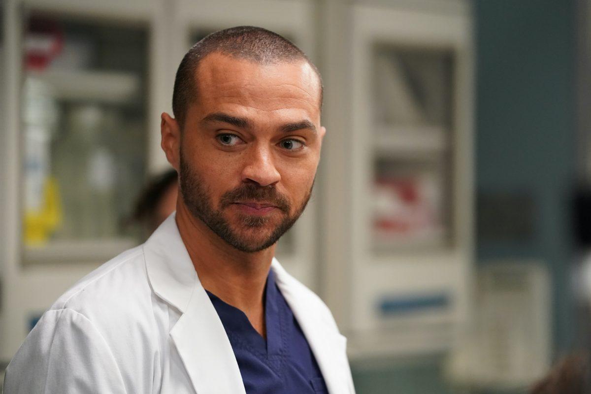 Jesse Williams Grey's Anatomy