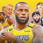 Arriva la docuserie sui Los Angeles Lakers