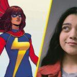 Ms. Marvel, le foto dal set mostrano il costume