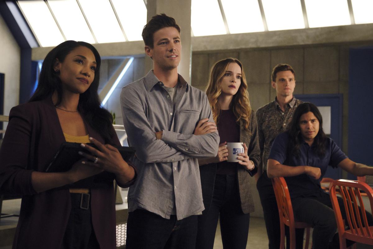 The Flash - team