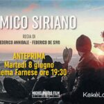L'amico siriano: in anteprima ieri al Farnese di Roma