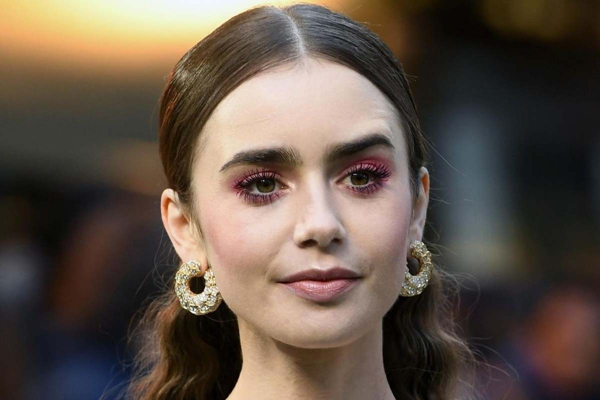 Lily Collins attrice