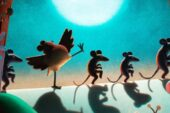 Robin Robin: il primo teaser trailer del musical in stop-motion