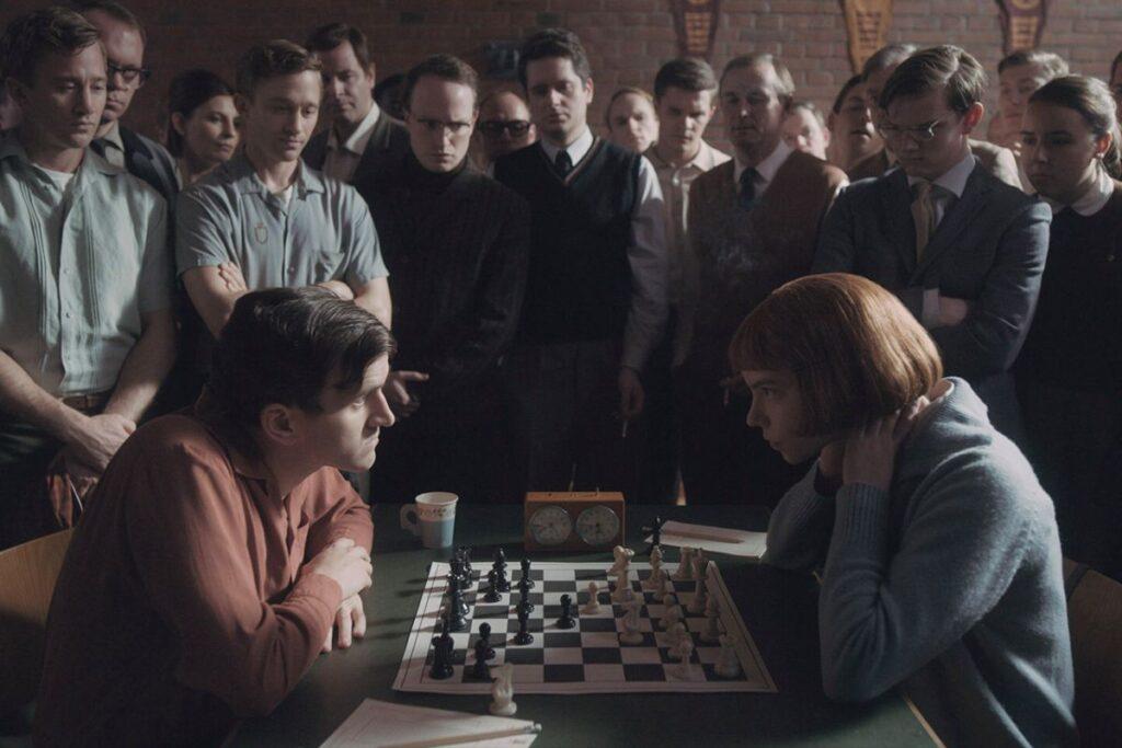 Harry Melling - la regina di scacchi