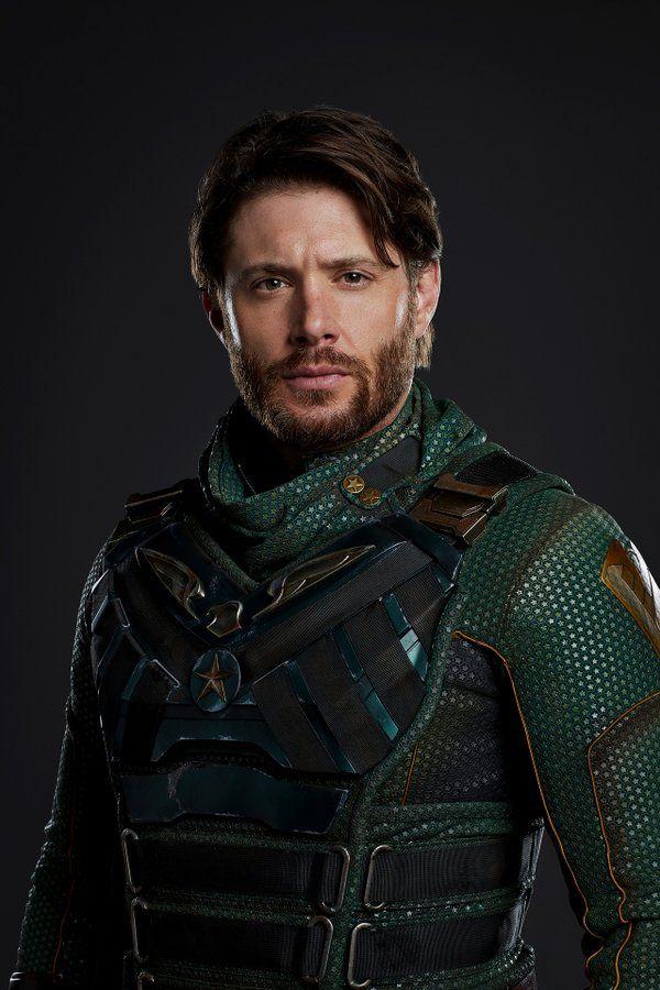 Jensen Ackles Soldier Boy