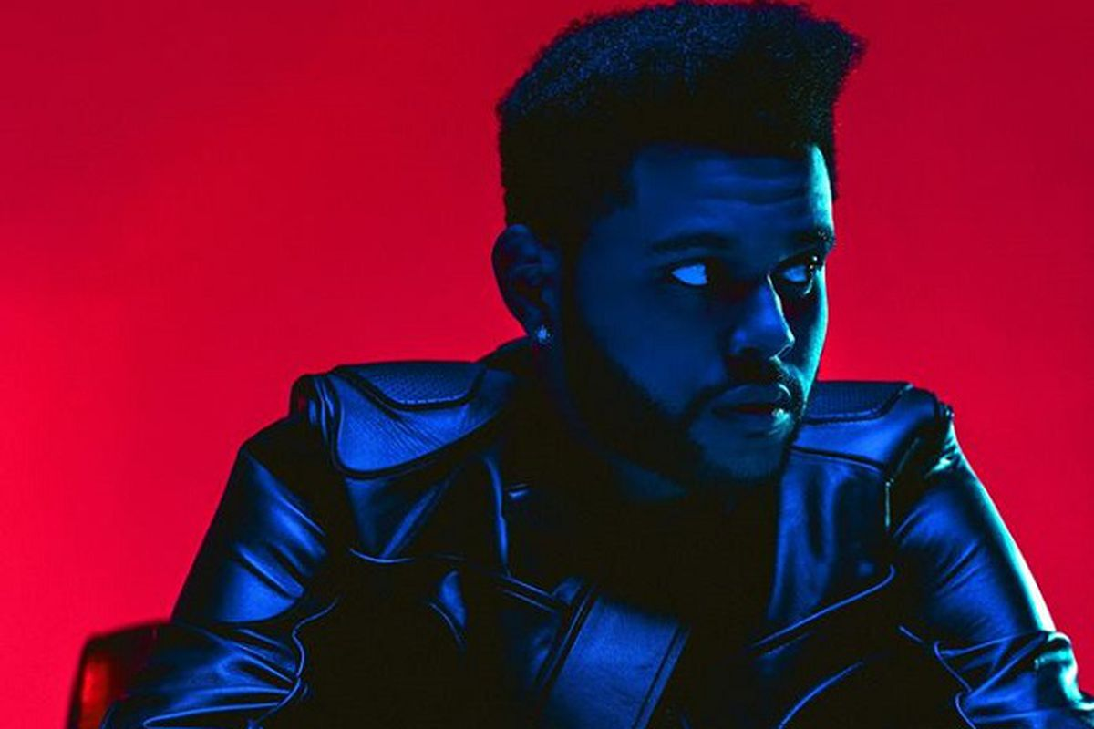 The Weeknd serie