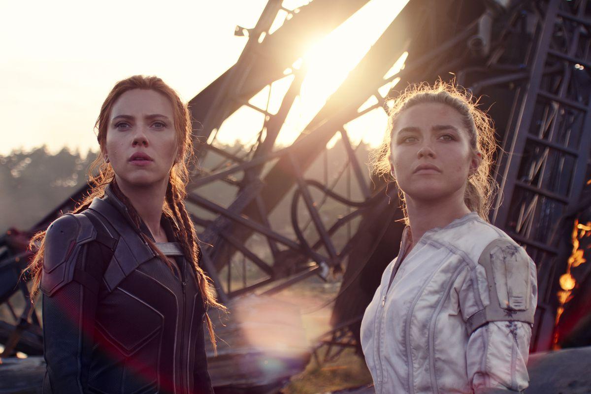Black Widow Box Office Italia