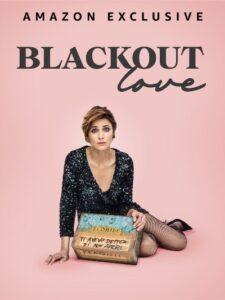 blackout love - poster