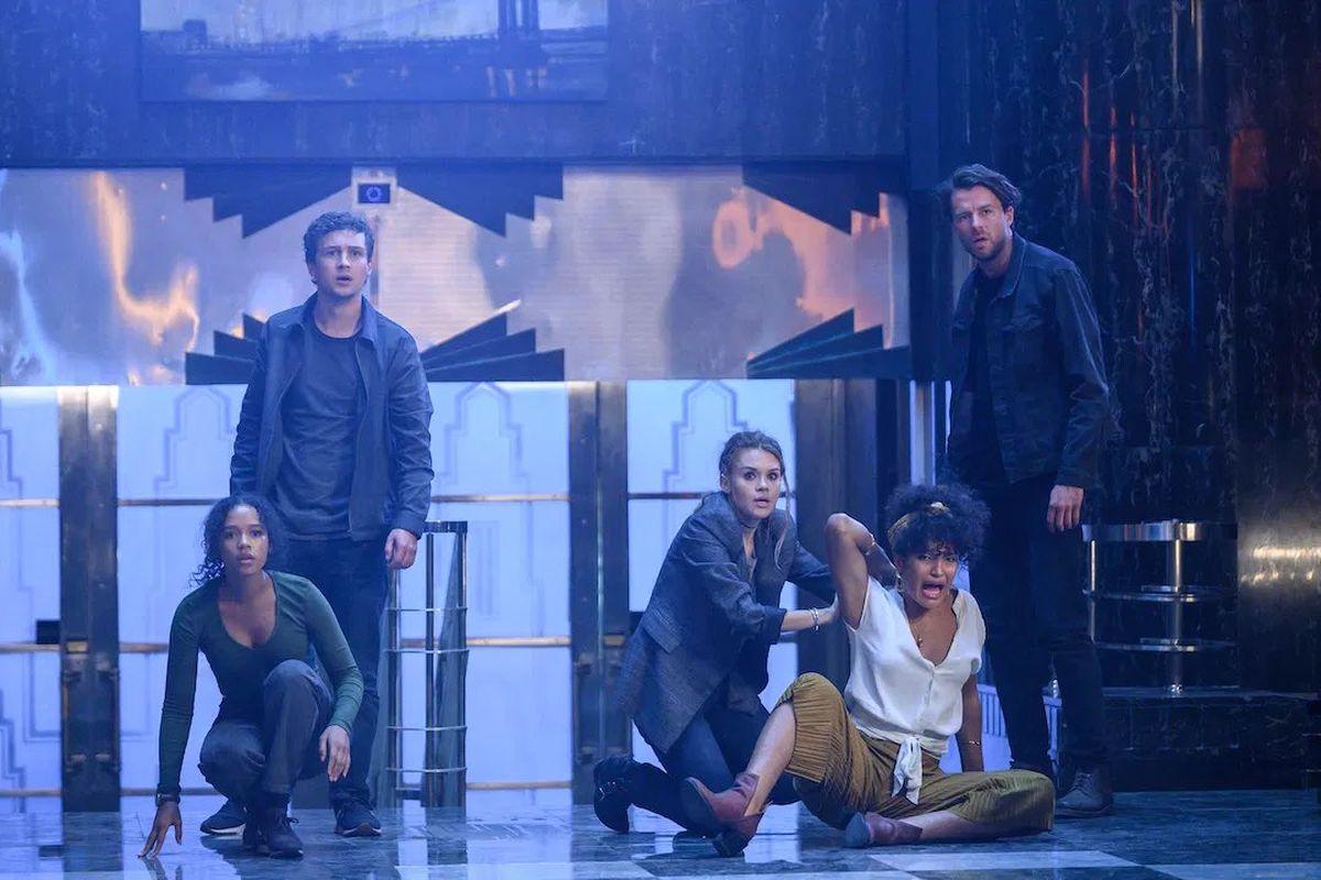 Escape Room 2 - Box Office USA