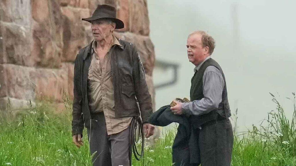 Harrison Ford - Indiana Jones 5
