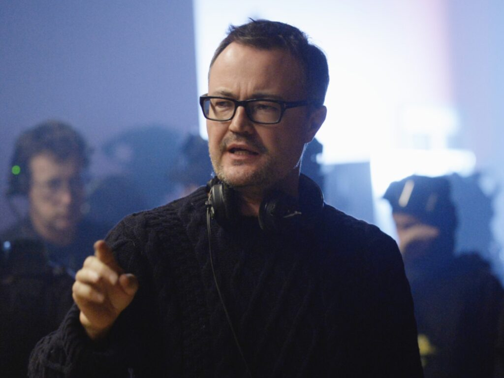 Jamie Payne regista Luther