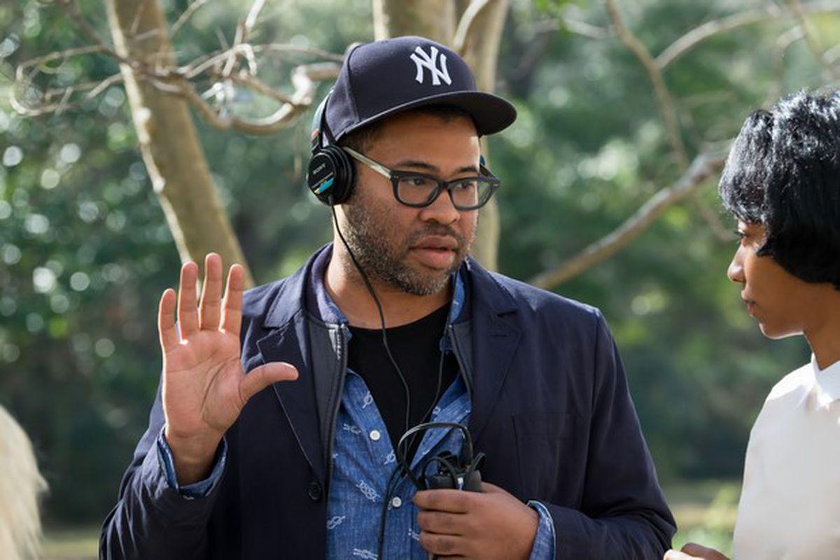 Jordan Peele regista di Nope