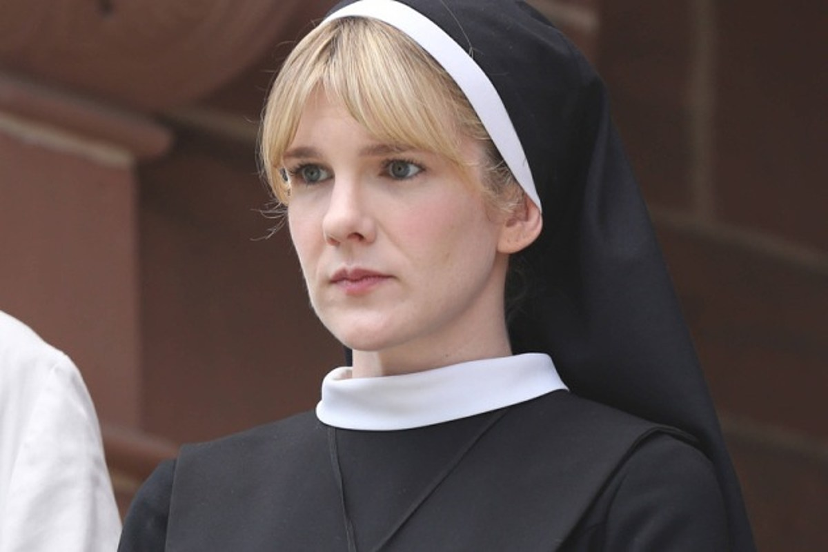 Lily Rabe casting Love and Death