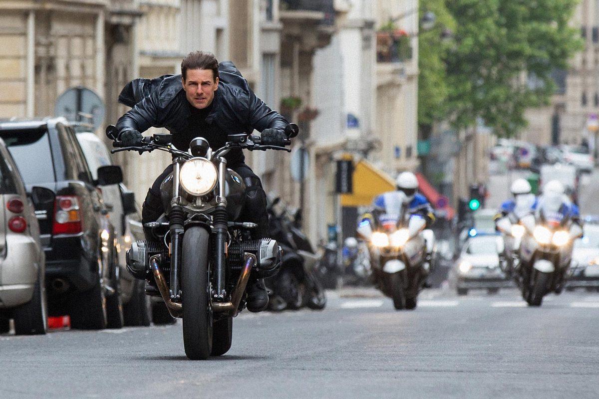 Mission Impossibile - Tom Cruise