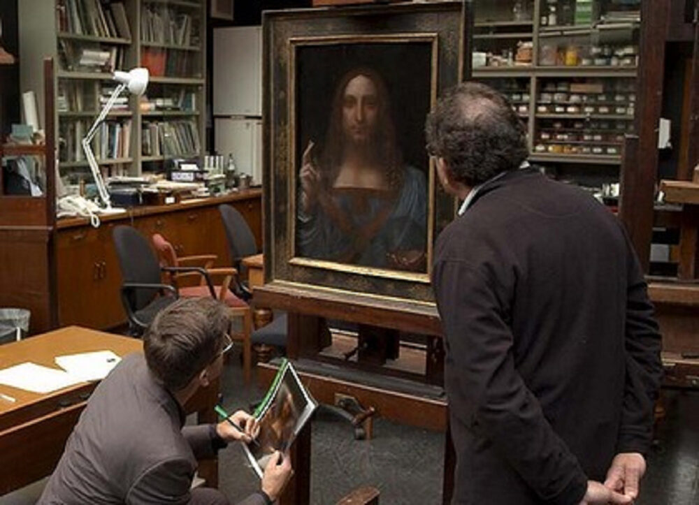 The Lost Leonardo - documentario