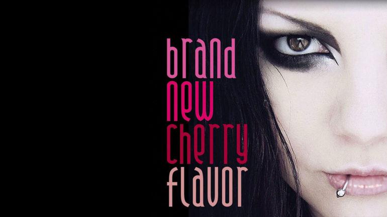 Brand New Cherry Flavor - copertina romanzo