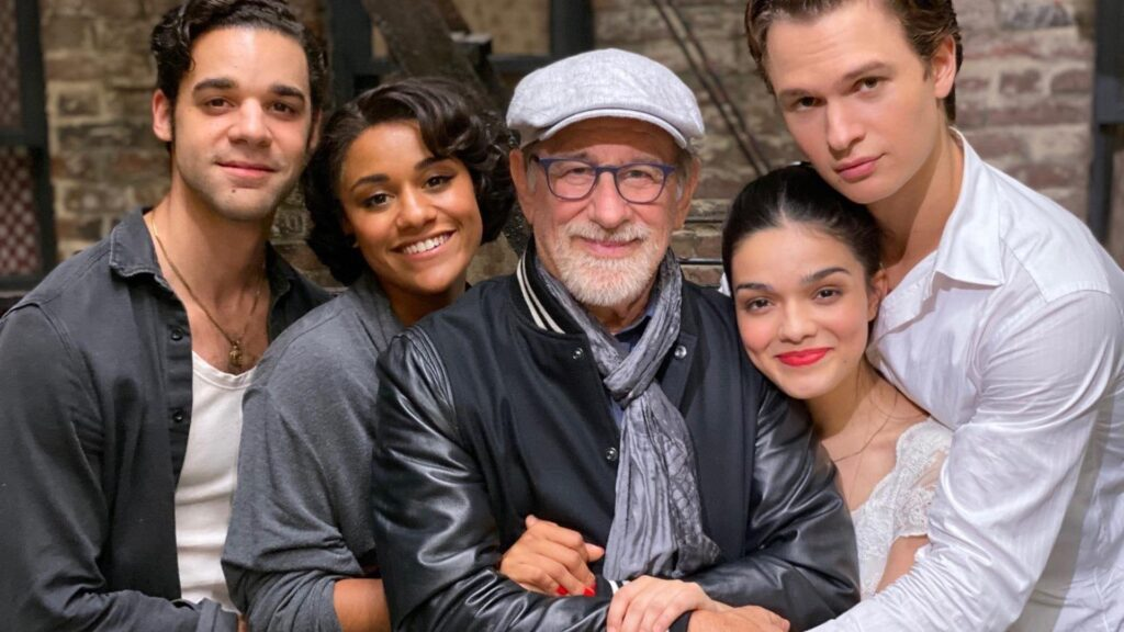 West Side Story - Cast e Spielberg