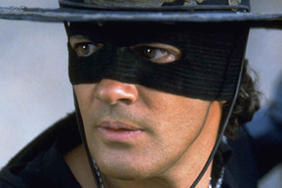 """Antonio Banderas in """"Zorro"""""""