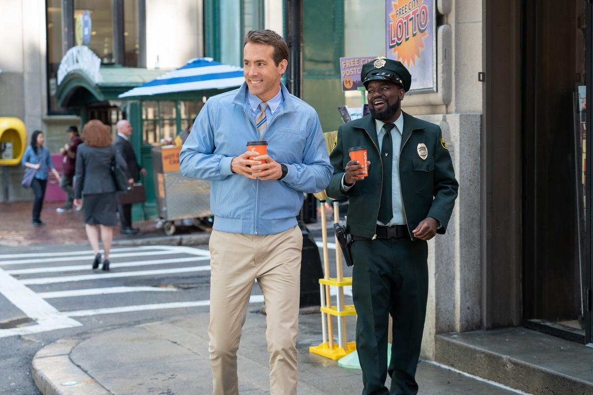 Free Guy - Box Office USA