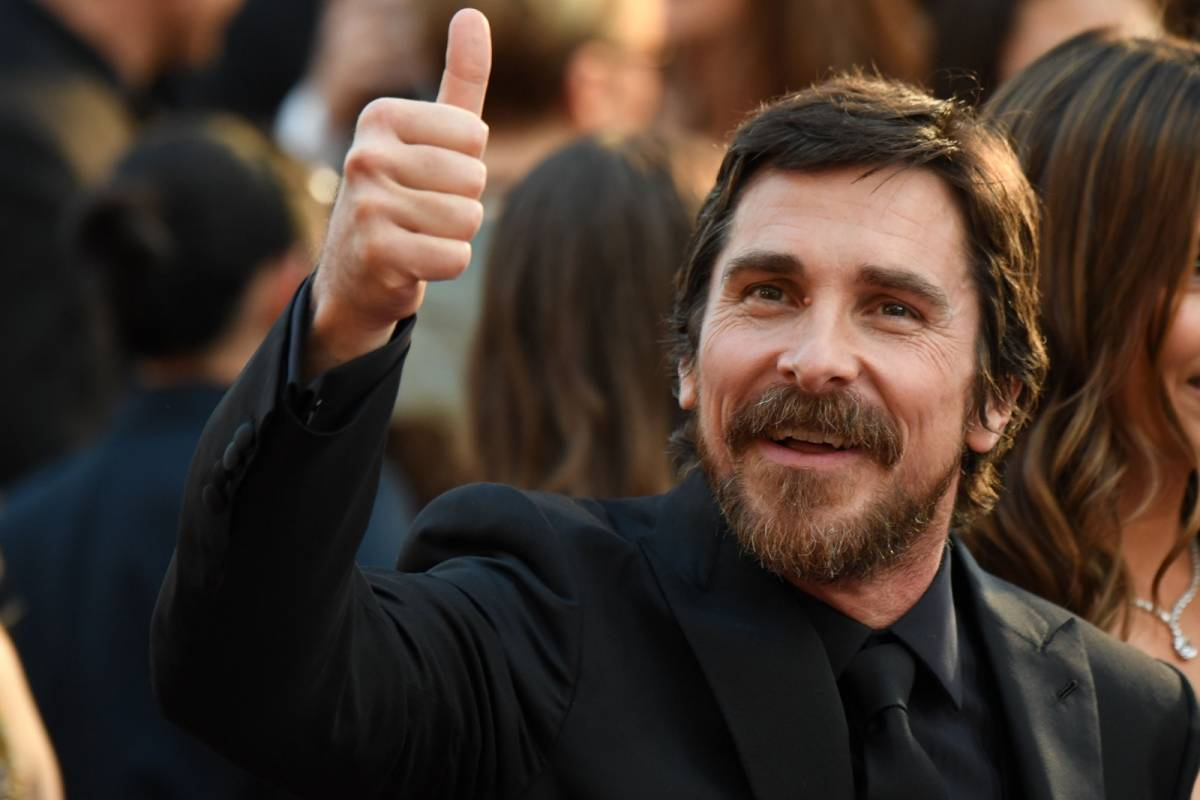 Christian Bale - The Church of Living Dangerously