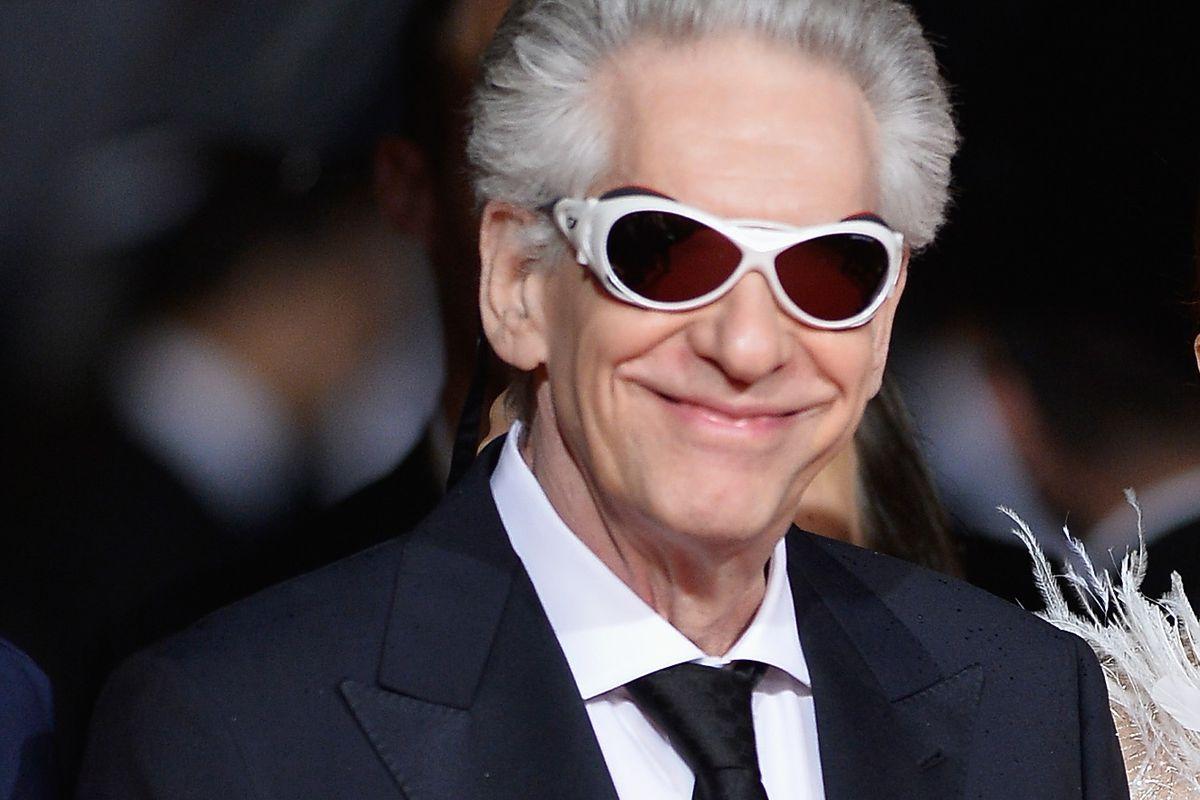 David Cronenberg  regista di Crimes of the Future